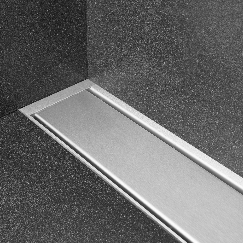 duschablaufrinne - easy drain multi wall - easy sanitary solutions