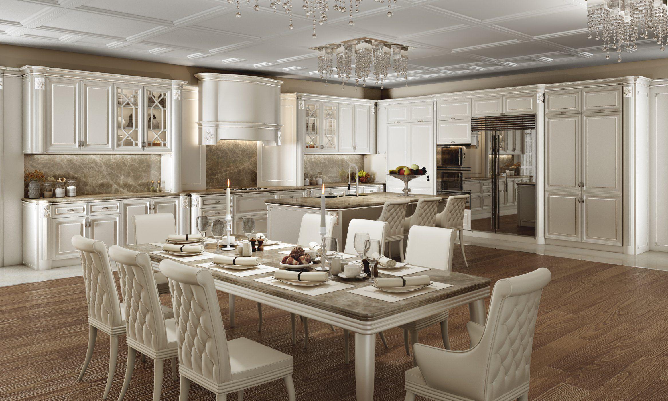 Ausgezeichnet Stil Küchenschränke Zeitgenössisch - Küche Set Ideen ...