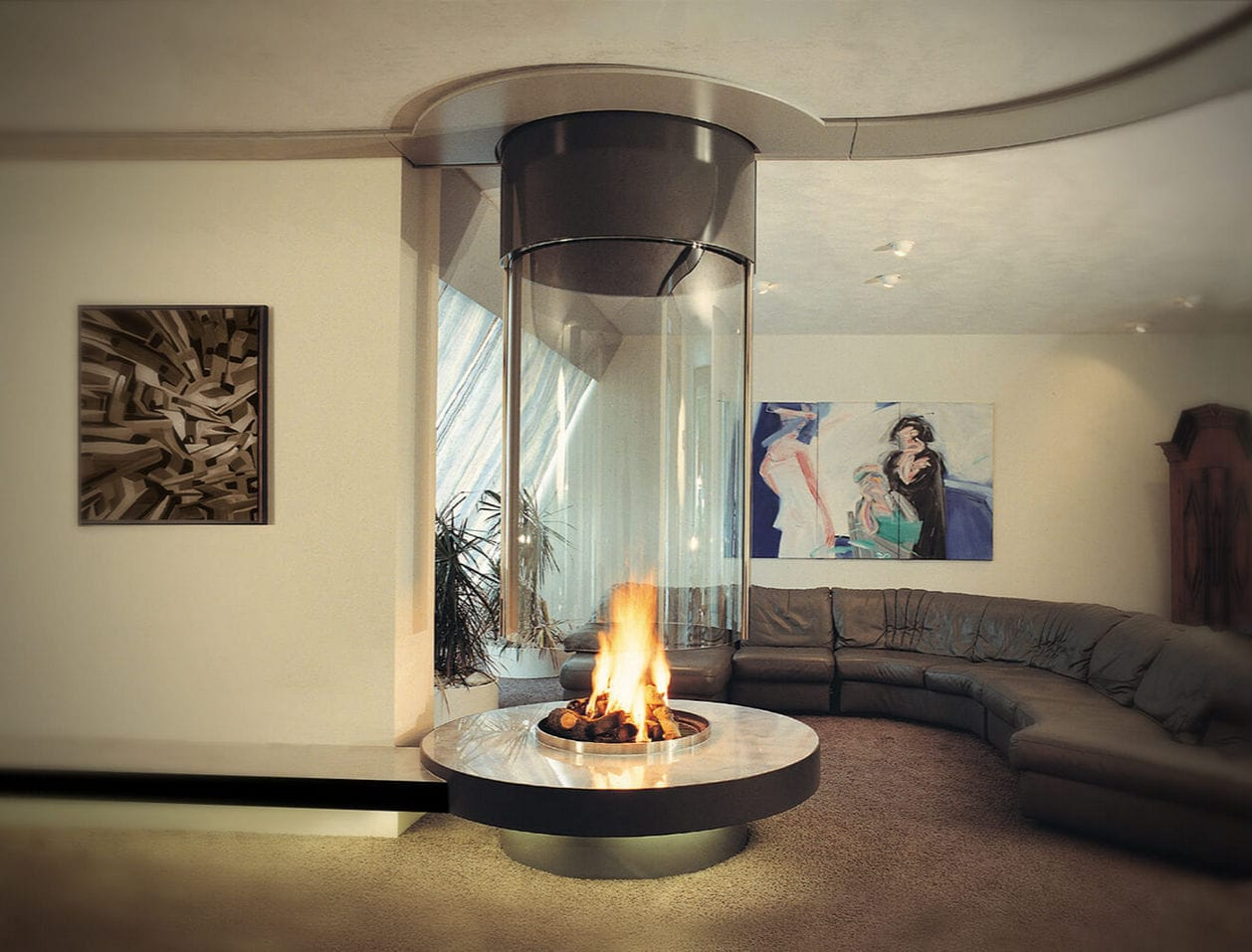 gaskamin bioethanol modern offene feuerstellen 186 modus fireplaces. Black Bedroom Furniture Sets. Home Design Ideas