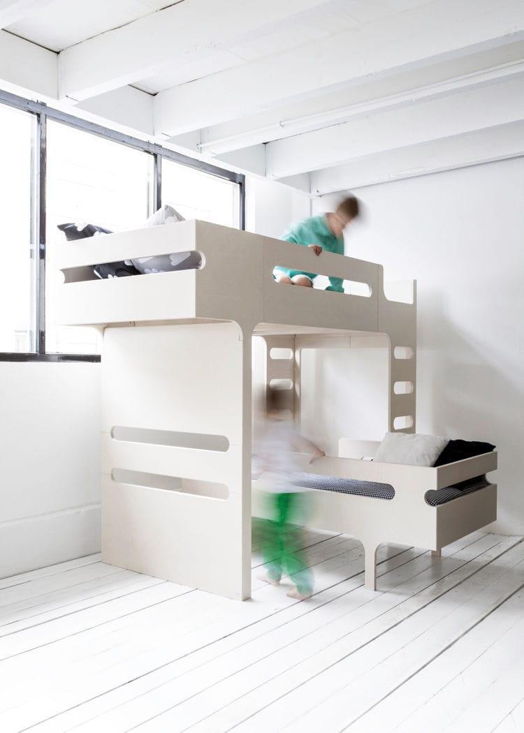 Etagenbett / Einzel / Modern / Für Kinder Fu0026R By Agata U0026 Arek Seredyn Rafa  Kids ...