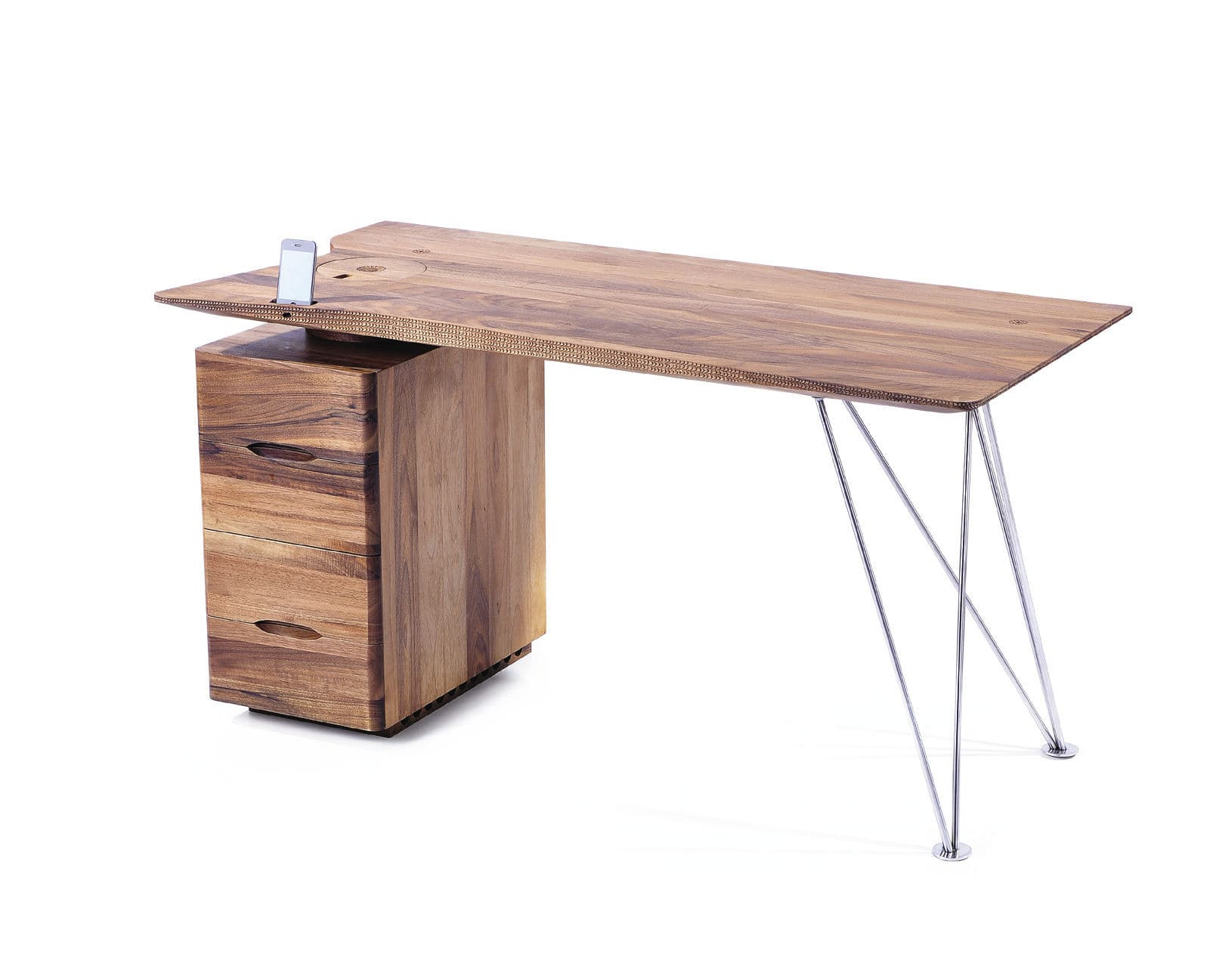 Computertisch Holz Massiv | Dekoration Ideen