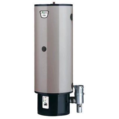 Gas-Warmwasserspeicher / freistehend / vertikal / zur gewerblichen ...