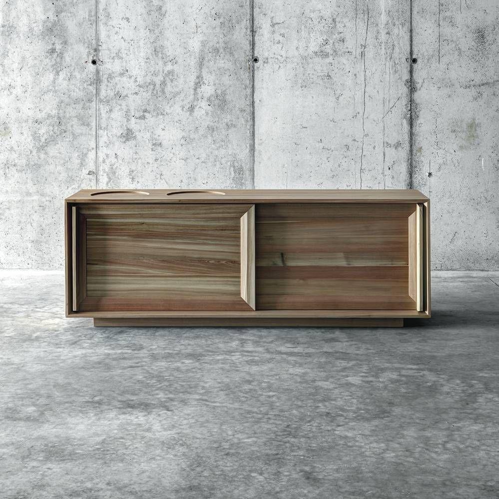 Good Modernes Sideboard / Massivholz / Lärche   LARES By Act_romegialli Design Ideas