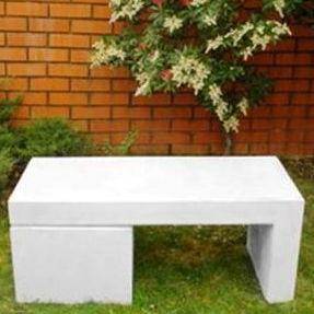 Gartenbank modern beton  Gartenbank / modern / Beton - Farcimar