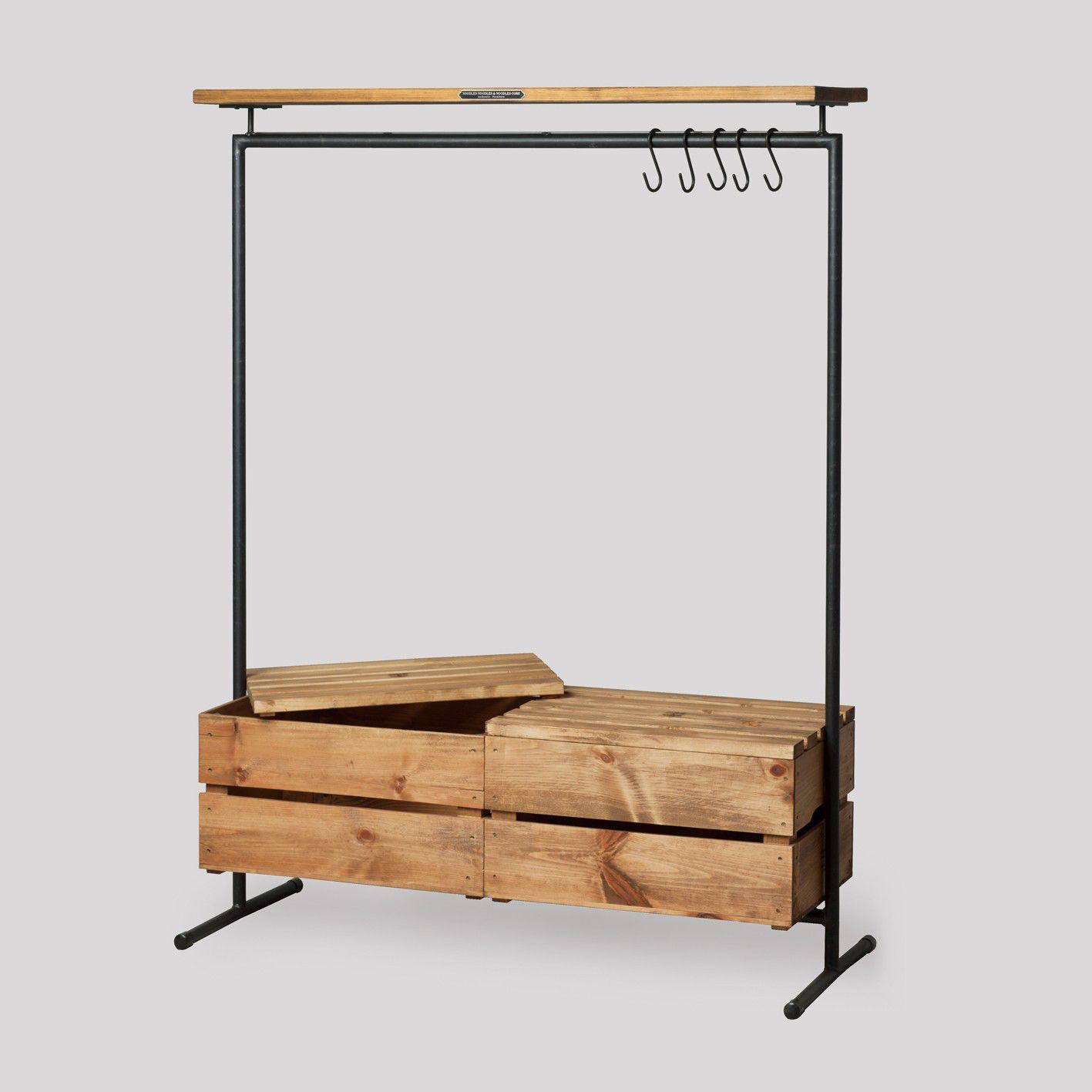 Entzuckend Ablageregal Für Kleidungsstücke / Holz / Für Privatgebrauch / Für Geschäfte