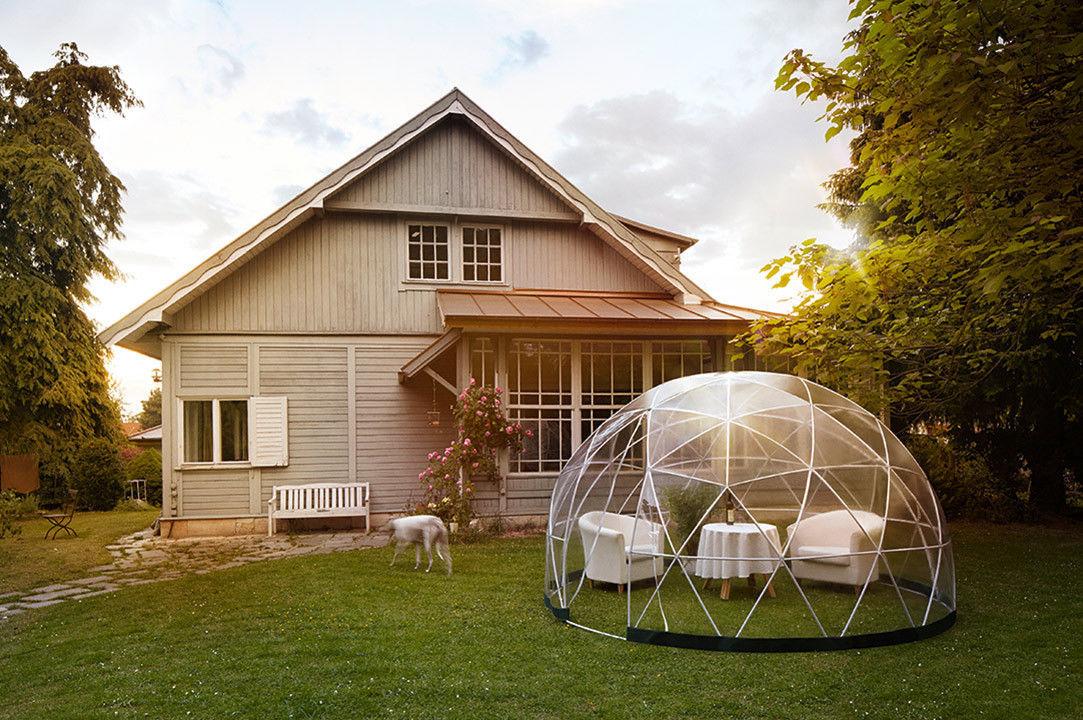Pvc Gartenhaus Modern Fur Privatgebrauch 100 Recycelbar 360