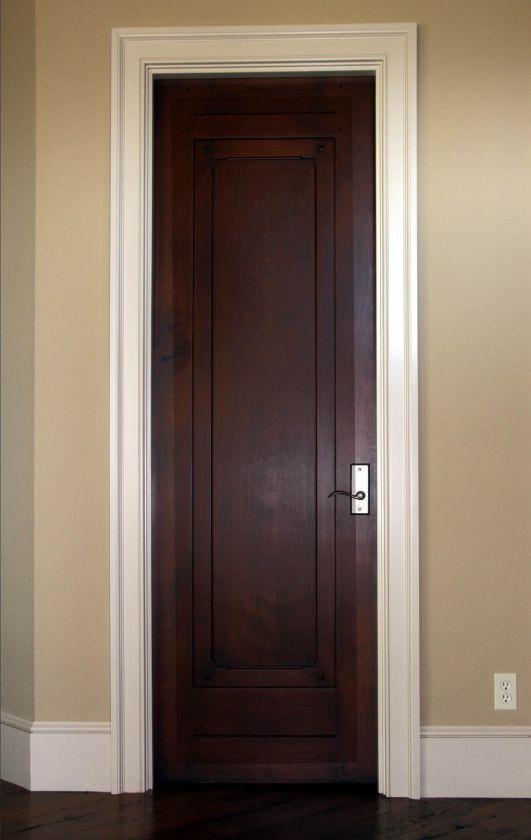 Innenbereich Tür / Einflügelig / Holz / Doppelflügel   AW 110