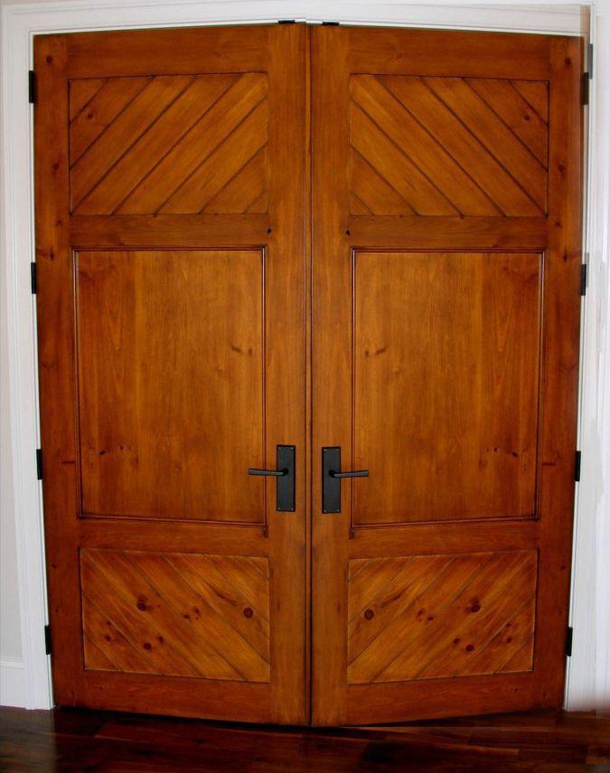 Innentür doppelflügel  Innentür / einflügelig / Holz / Doppelflügel - AW 123 - AppWood
