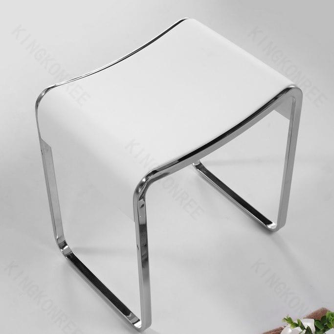 Badezimmer-Hocker / modern / aus Acryl / Mineralwerkstoff - KKR-E ...