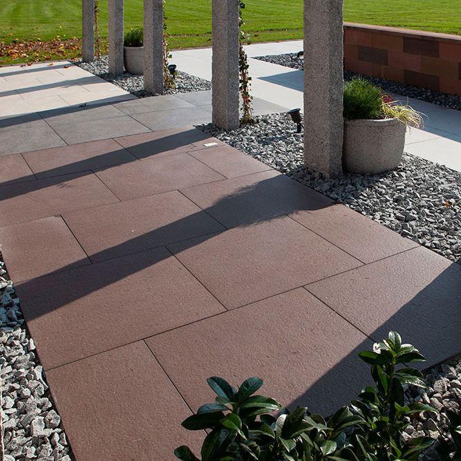 InnenraumFliesen Außenbereich Für Böden Keramik UHL - Rutschfeste fliesen für den aussenbereich