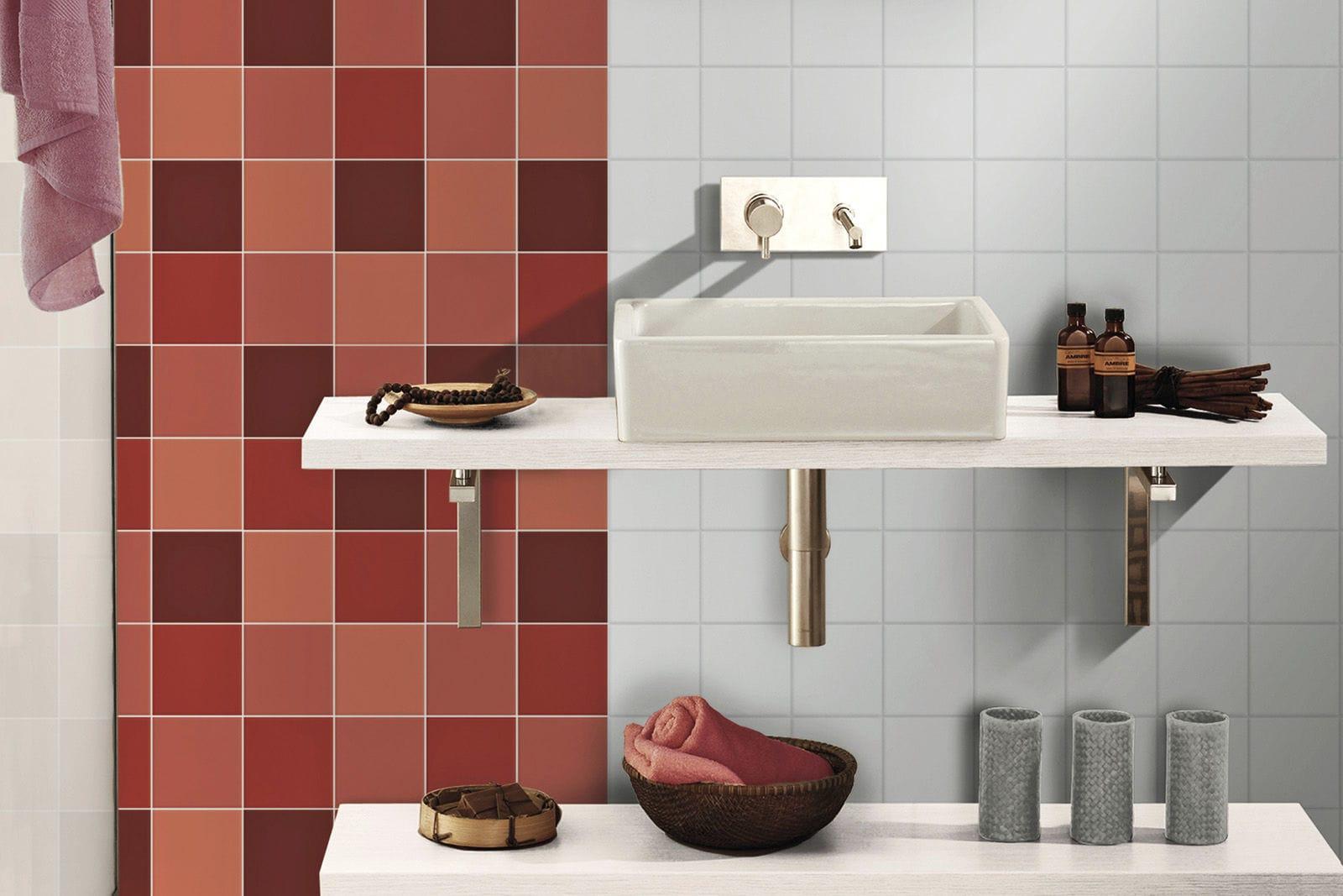 Küchenfliesen / für Wände / Keramik / uni - SPECTRUM - Sphinx Tiles