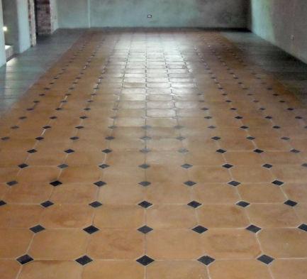 ... Fliesen Für Badezimmer / Wohnzimmer / Küchen / Fußboden Antico Restauro    Ottagonale Con Tozzetto Enrico
