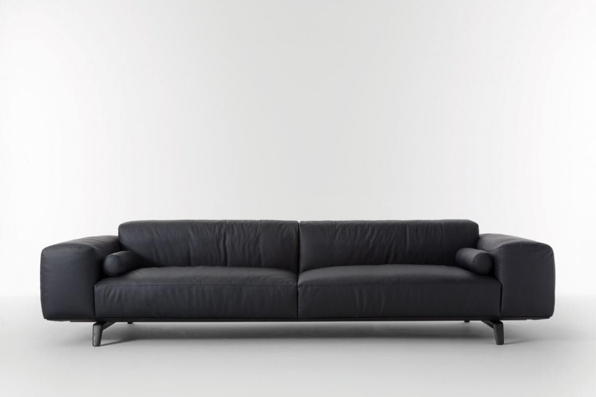 Modulierbares Sofa Eck Modern Leder Torreano Casa Int
