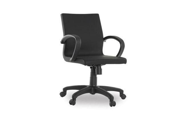 moderner sessel für büro / stoff / mit rollen / mit armlehnen, Hause deko