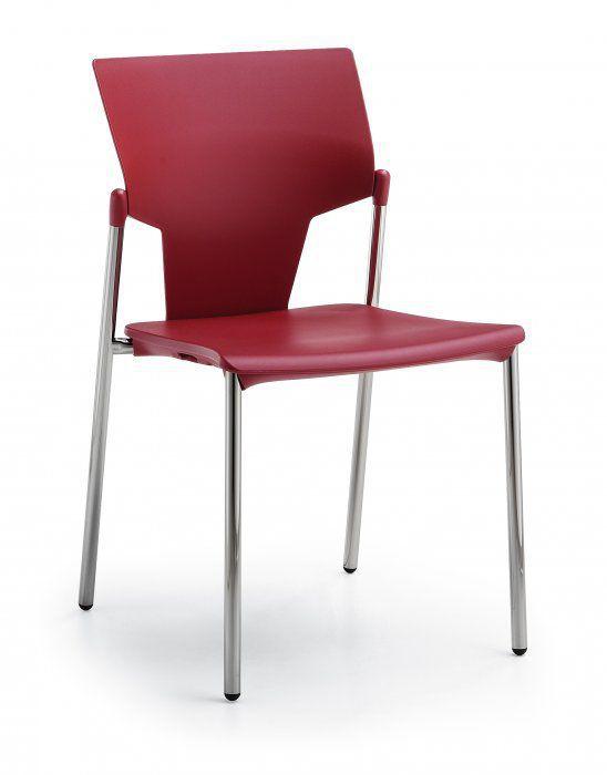 Bürostuhl ergonomisch holz  Moderner Bürostuhl / Stapel / ergonomisch / Holz - AKTIVA 120 ...