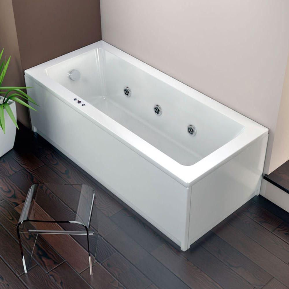 Freistehende Badewanne / Glasfaser / Aus Acryl / Massage   CENTO
