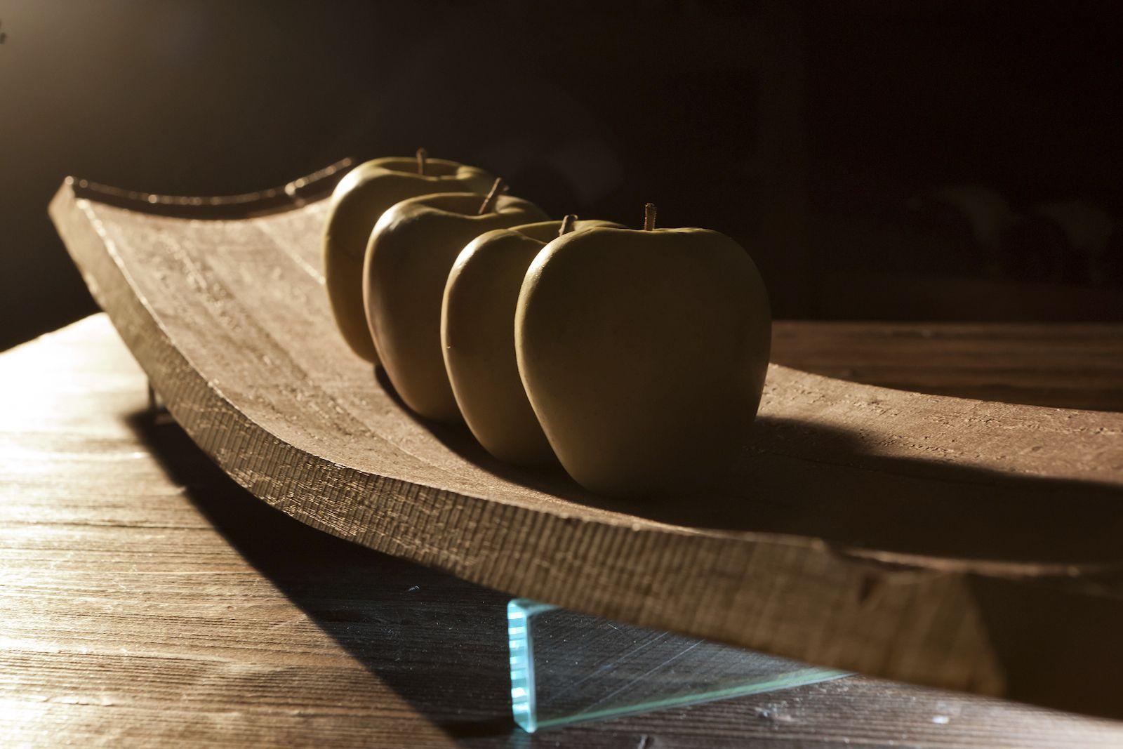 Glas Tischdekoration Holz Fubarrique Pasquini Marino