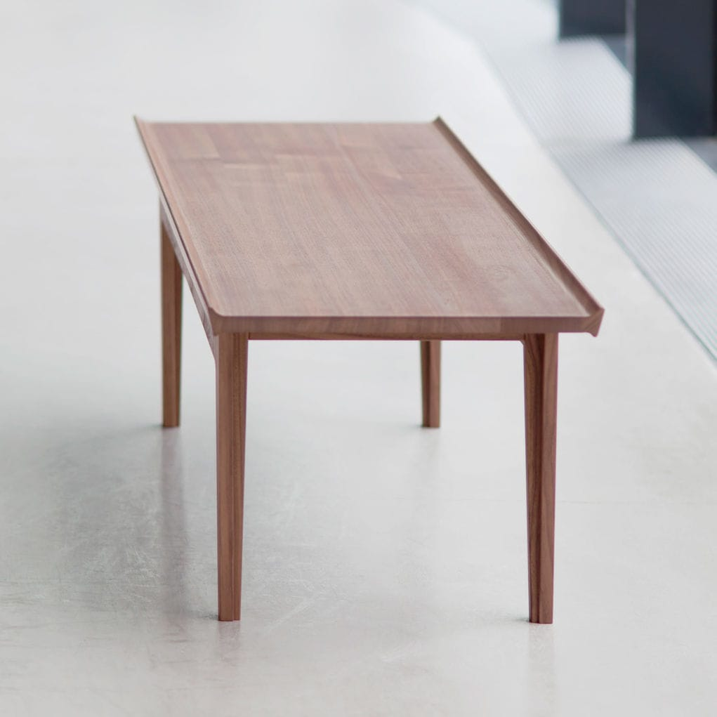 Couchtisch / Skandinavisches Design / Aus Eiche / Nussbaum / Aus Teakholz    500