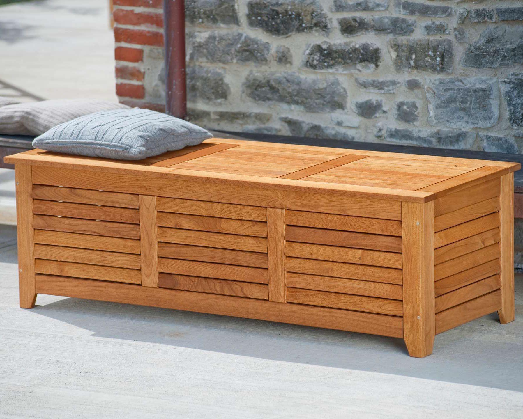 Gartenbank modern holz  Gartenbank / modern / Holz - FLOR - Pircher