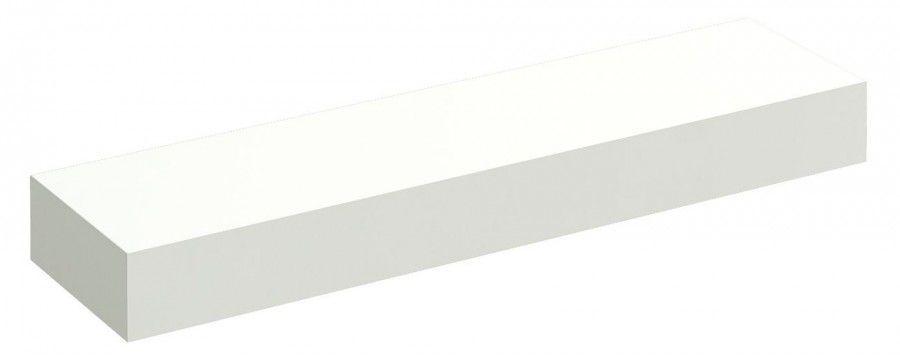 Wandmontiertes Regal / modern / Laminat / für Badezimmer - EB501 ...