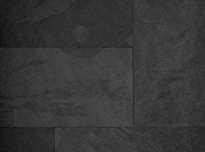 Fliesen schiefer textur  Fliesen für Wände / Fußboden / Schiefer / matt - SLATES : NERO ...