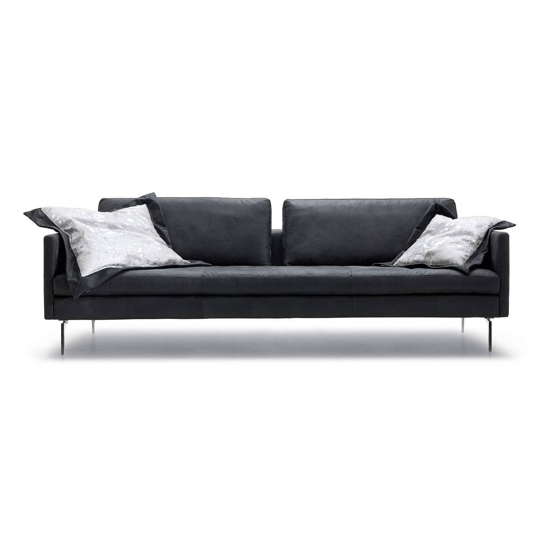 Modulierbares Sofa / Eck / modern / Leder - HUNTINGTON - TM ...