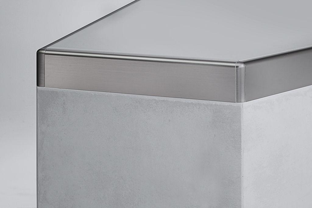 Abschlussprofil Fur Ausseneckprofil Aluminium Fur Fliesen