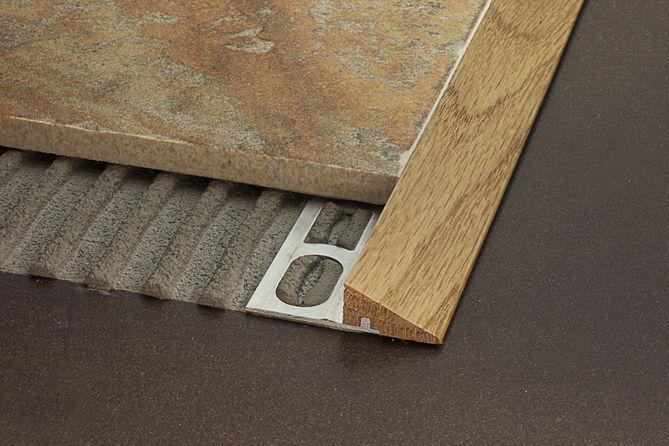 Ubergangsprofil Fur Fliesen Holz Cerfix Pronivel Profilpas