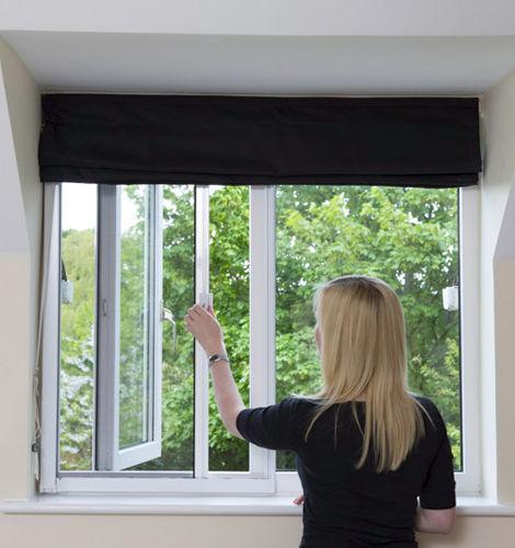 Frisch Roll-Insektenschutz / Vertikalschiebe / zum Schieben / für Fenster  GW69