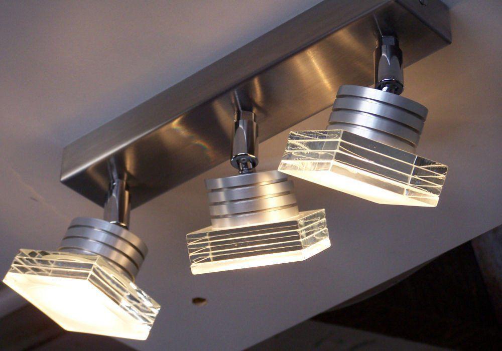 Deckenstrahler / für Badezimmer / für Küchen / Außenbereich ...