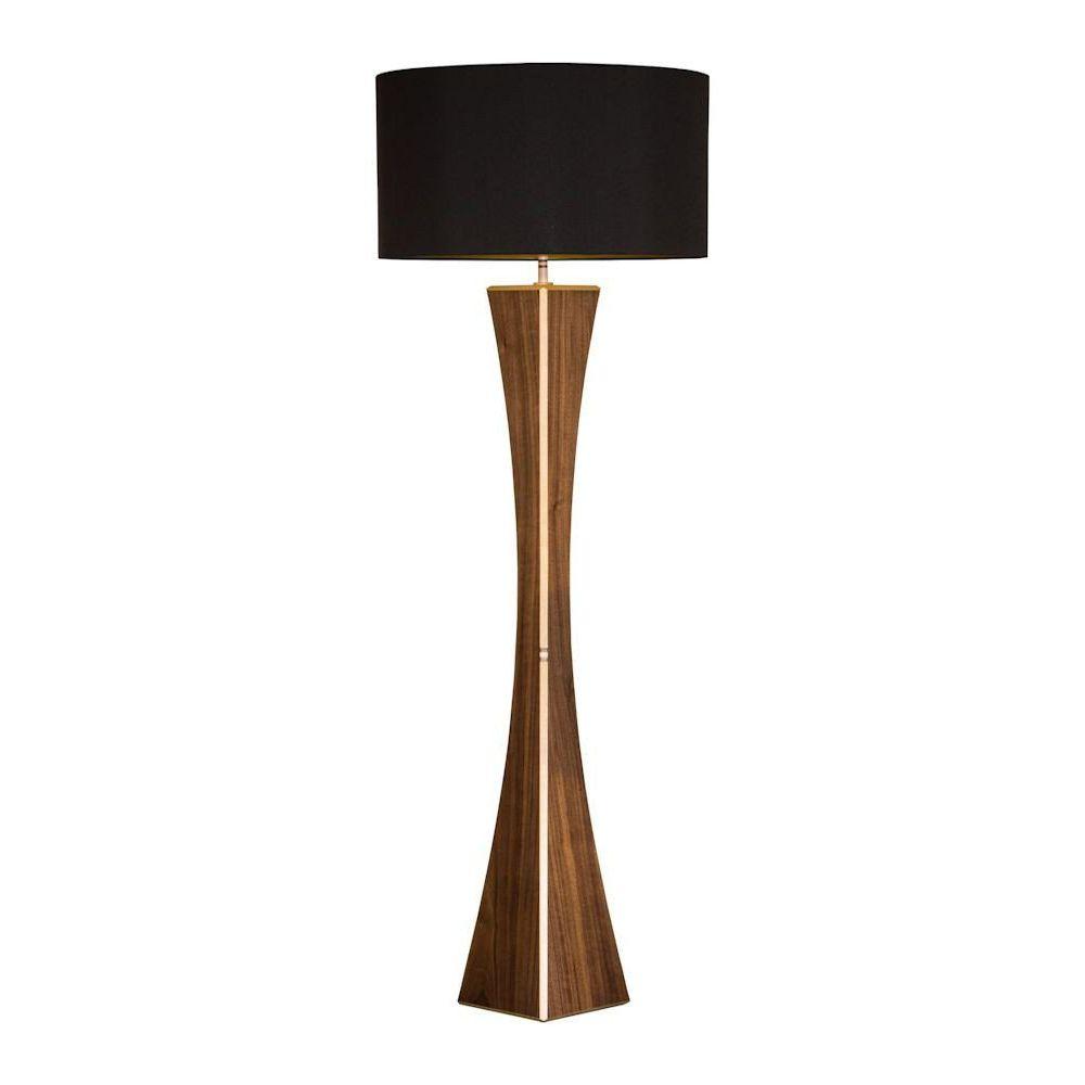 Blickfang Holz Stehleuchte Ideen Von / Modern / Seide / - Artisan