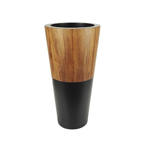 Holz-Pflanzkübel / konisch / modern - J750.160 - Le Présent