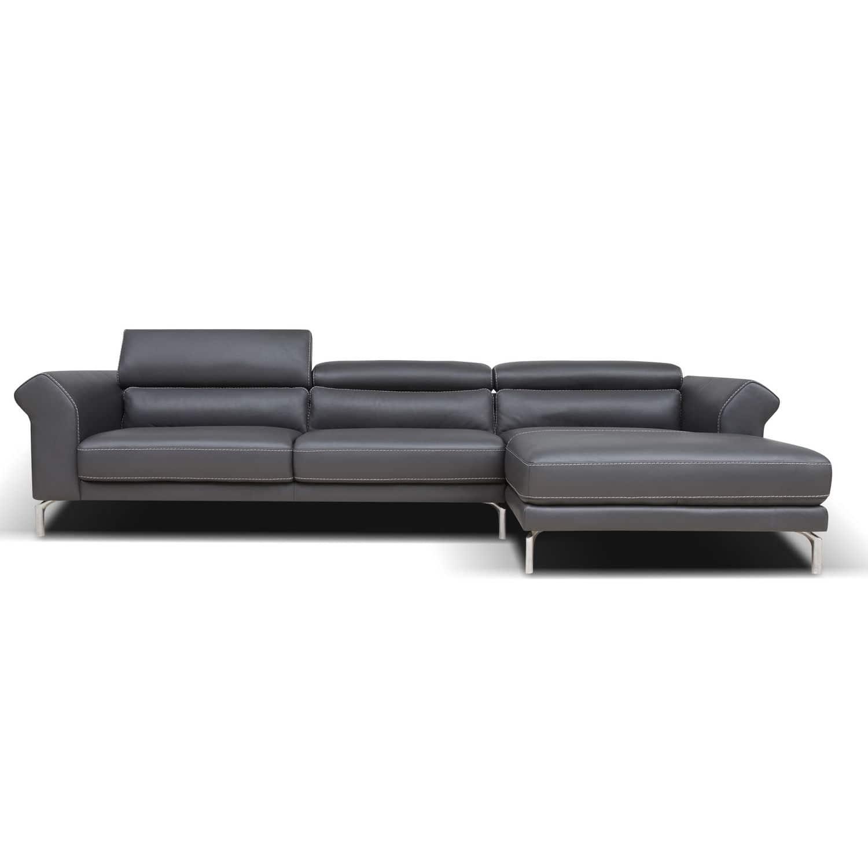 Fesselnde Sofa Mit Kopfstütze Galerie Von Modulierbares / Modern / Leder / Kopfstütze