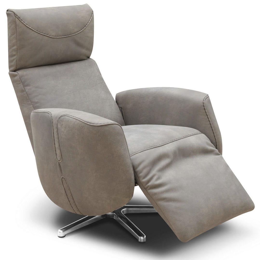Attraktiv Sessel Mit Fußstütze Das Beste Von Moderner / Leder / Fußstütze / Neigbarer