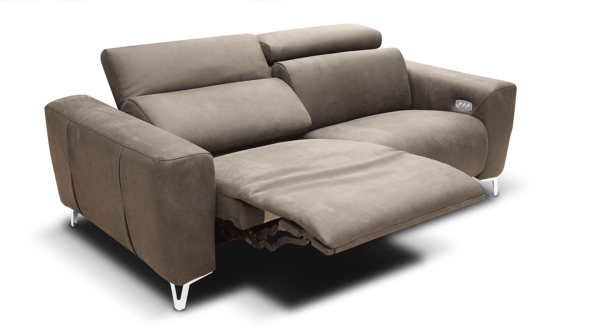 Unglaublich Sofa Kopfstütze Ideen Von Modernes / Leder / Schrägstellbar / Kopfstütze