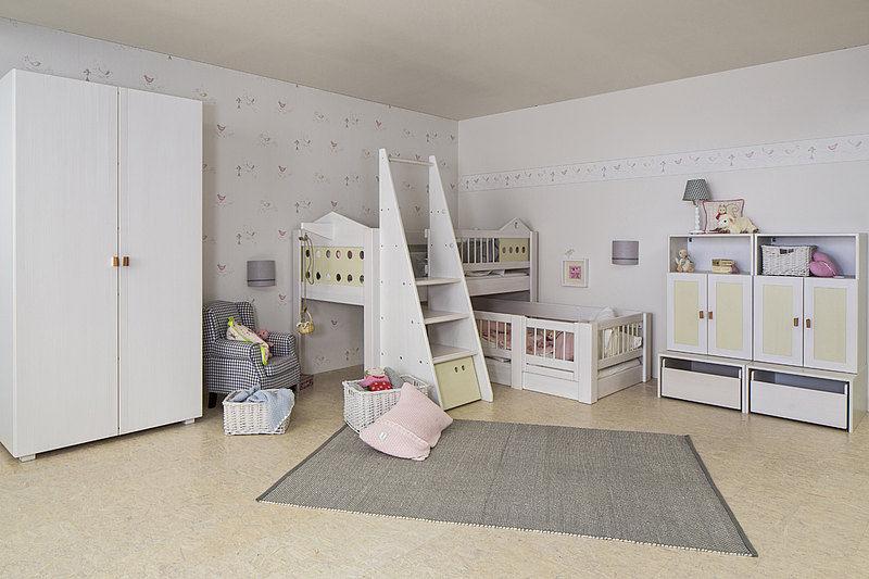 Himmel Für Etagenbett : Etagenbett himmel einfach modern mansion de breuyn