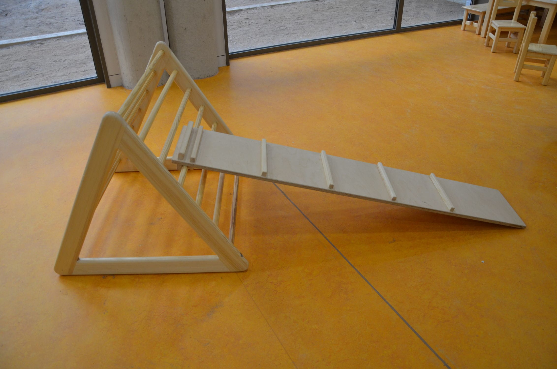 Pikler Klettergerüst : Klettergerüst pikler ergokids