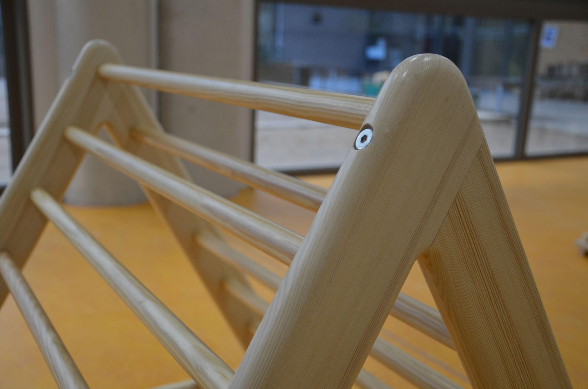 Klettergerüst Nach Pikler : Klettergerüst triangle pikler® ergokids