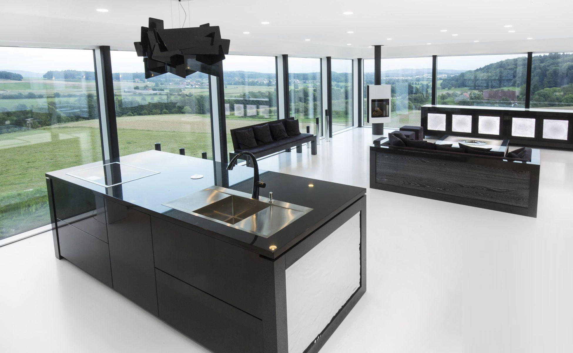 Berühmt Kücheninsel Designs Mit Waschbecken Und Sitz Fotos - Küchen ...