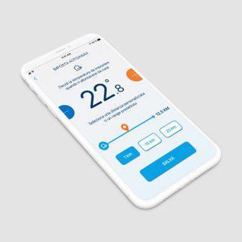 Programmierbares Thermostat Wandmontiert Für Klimaanlagen Für