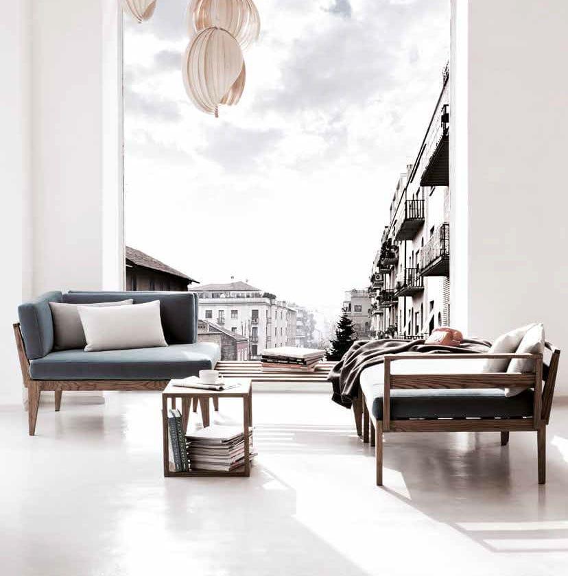 Modulierbares Sofa Eck Bett Modern Eclettica Plinio Il Giovane