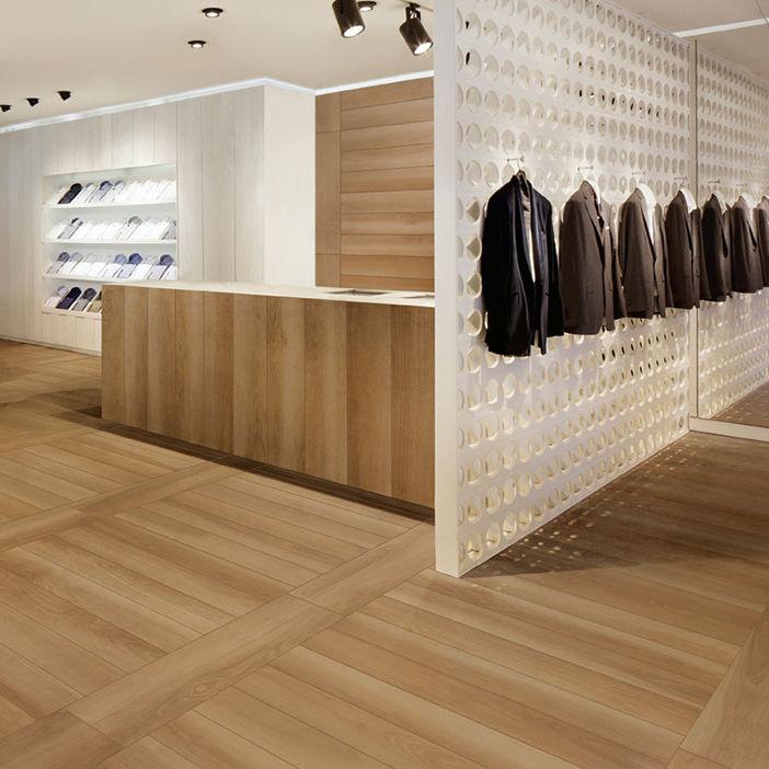 HolzoptikFliesen Innenraum Außenbereich Für Wände LIFE - Fliesen in holzoptik für den außenbereich