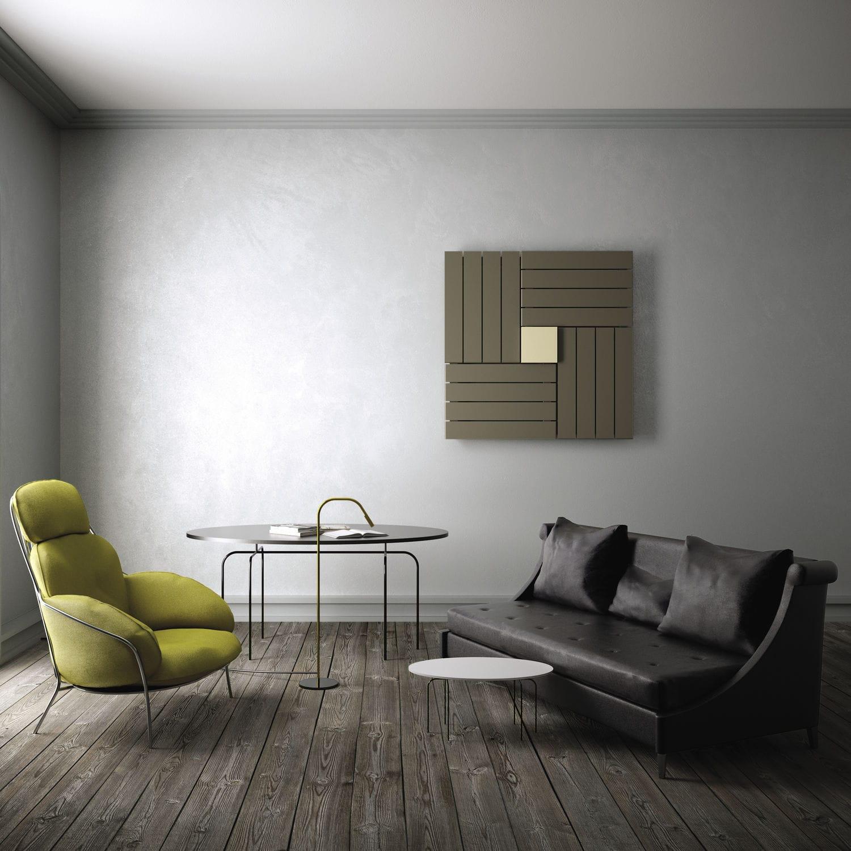 ... Heißwasser Heizkörper / Stahl / Modern / Quadratisch SQUARE By Franca  Lucarelli U0026 Bruna Rapisarda ...