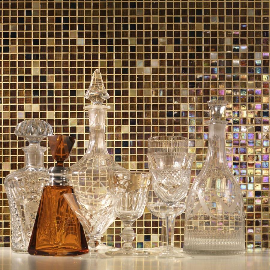 Mosaikoptik Fliesen / Für Badezimmer / Wand / Feinsteinzeug   VELIA