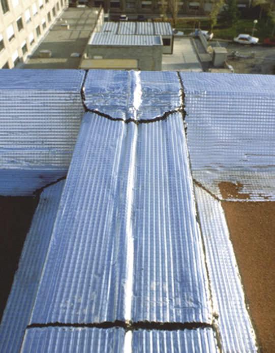 dehnungsfuge abdichtungsbahn fa 1 4 r dacher in bandform aus elastomer neodylar dehnungsfugen estrich uberfliesen