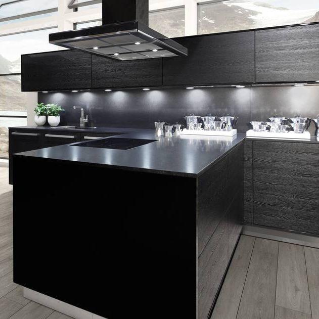 Moderne Küche Aus Holzfurnier Natura Von Castagna Cucine   2014 11, Kuchen  Dekoo