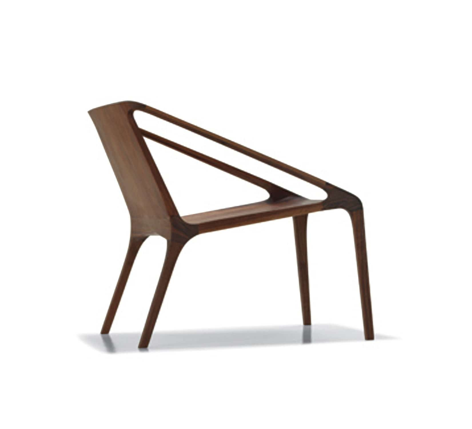 Moderner Sessel / Holz LOFT By Shelly Shelly BERNHARD Design .