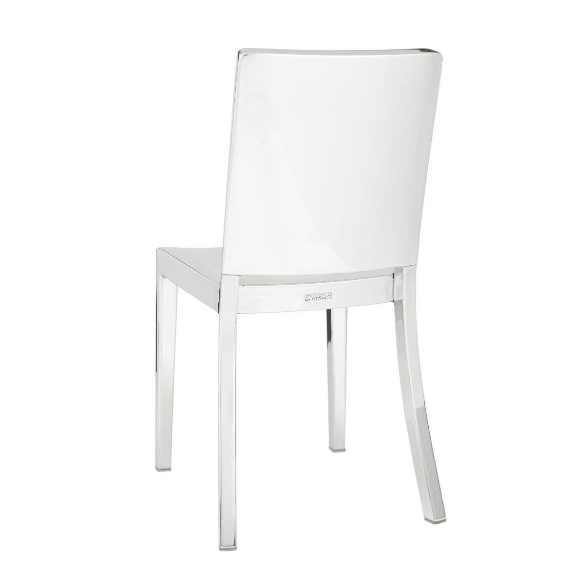 Moderner Stuhl / Aluminium / Von Philippe Starck ...