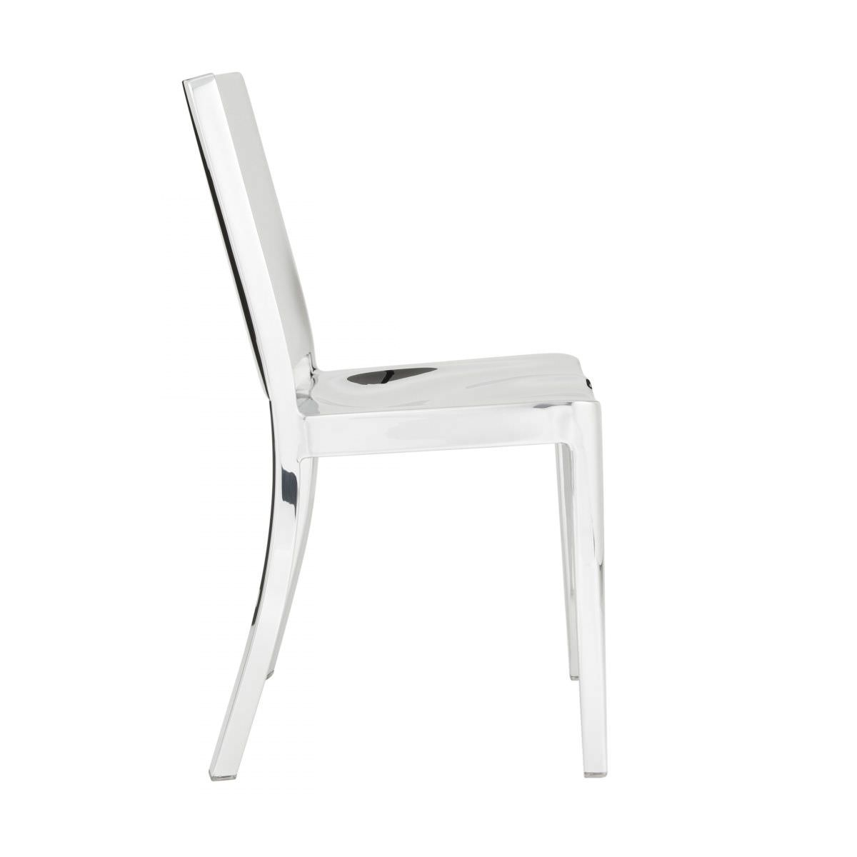 ... Moderner Stuhl / Aluminium / Von Philippe Starck