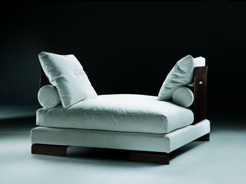 Modulierbares Sofa / Eck / modern / Stoff - LONG ISLAND | LONG ...